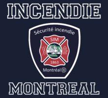 Incendie Montréal Kids Clothes