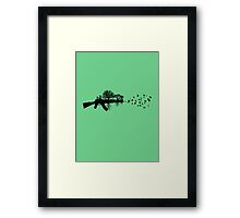 Swords to Ploughshares Framed Print
