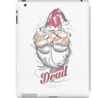SANTA DEAD iPad Case/Skin