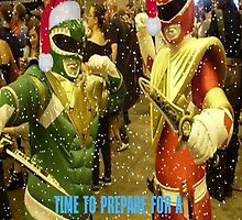 A Morphinominal Christmas Card 1 by Joe Bolingbroke