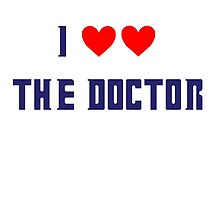 I love love the doctor by ClaireCrisci
