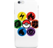 Pokemon Sacred Geometry iPhone Case/Skin