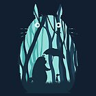 My Neighbor Totoro by filiskun