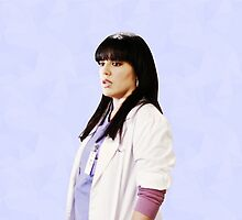 Callie Torres by arizonasrobbins