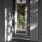Walkway under a Footpath in Canberra/ACT/Australia (2) by Wolf Sverak