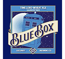 Blue Box Brewing Photographic Print