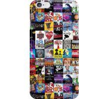 Broadway collage iPhone Case/Skin