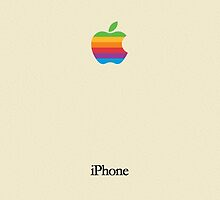 Vintage iPhone case by MalvadoPhD