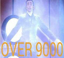 Over 9000 by diehmjd