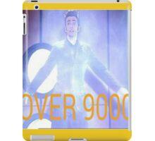 Over 9000 iPad Case/Skin