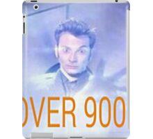 Over Nine Thousand iPad Case/Skin