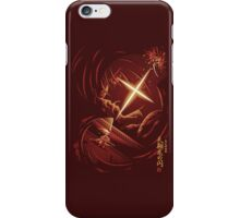 Flash of the Heavenly Dragon iPhone Case/Skin