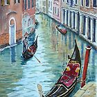 Venice 4 by Virginia  Coghill