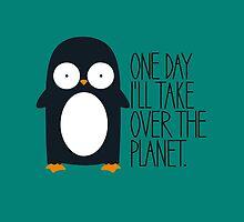 Penguin Ambition by Falcata