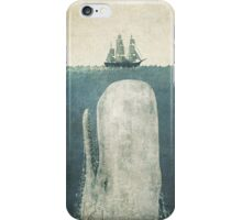 The White Whale  iPhone Case/Skin