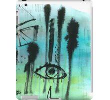Real Eyes iPad Case/Skin