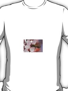 bee on flowers T-Shirt