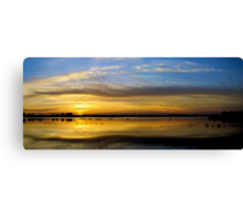 Horizons Version 2 Canvas Print