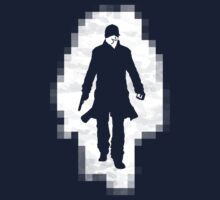 TGR - Aiden Pearce T-Shirt by That Game  Referencing Clothing Company