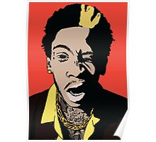 Wizz the boss Poster
