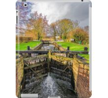 The Lock  Ripon Canal iPad Case/Skin