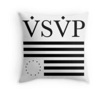 vsvp Throw Pillow