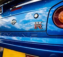 Nissan Skyline GT-R R34  by musique