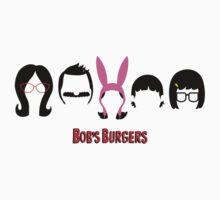 Bob's Burgers by Ghipo
