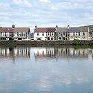 reflections along the waterfront by Joyce Knorz
