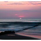 Sylt - Sundown #1 by Ronny Falkenstein