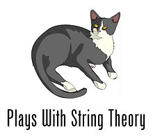 Plays With String Theory by geeknirvana