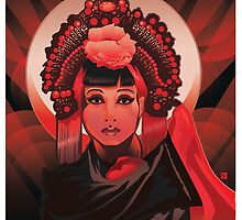 Poster for Nocturne | Anna May Wong by caseycastille