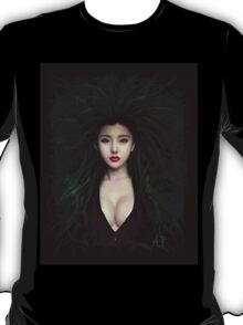 Fantasy Chinese Portrait T-Shirt