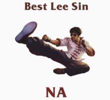 Best Lee Sin NA by TypoGRAPHIC