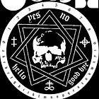 Ouija Sticker by Imago-Mortis