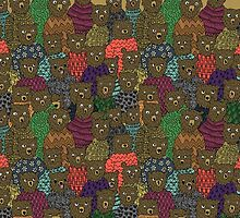The Bear Sweater Society by Stacey Muir