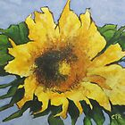 Sunflower by Carole Russell