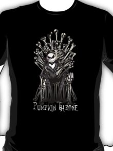 Pumpkin Throne T-Shirt
