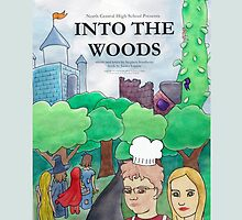 Into the Woods by Stephen Sondheim by nctheatre