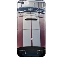 Full Frontal Cobra iPhone Case/Skin
