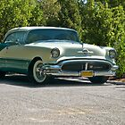 1956 Oldsmobile Rocket 88 by DaveKoontz