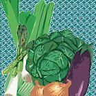 Veggies by Morelandcg