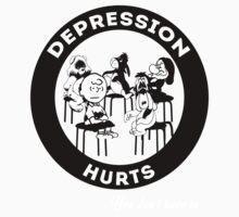 Depression Hurts Kids Clothes
