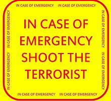 In case of emergency by Ryan Deis
