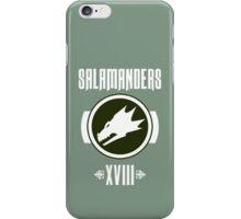 Salamanders XVIII - Warhammer iPhone Case/Skin