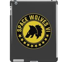 Space Wolves - Warhammer iPad Case/Skin