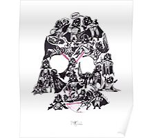 21 Darth Vaders Poster