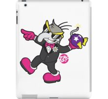 Gonzo Destructo iPad Case/Skin