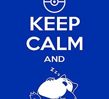 Keep Calm by geekcases