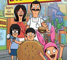 Bob's Burgers by alecbeggs